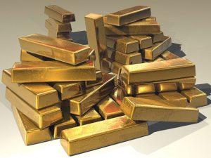 Diventare ricchi con l'oro